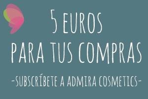 5€ para tu próximo pedido